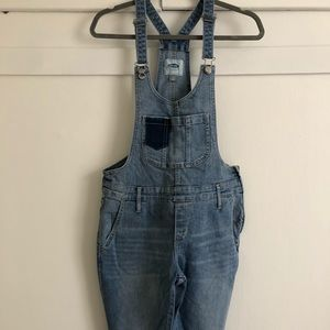 Old Navy overalls 2P
